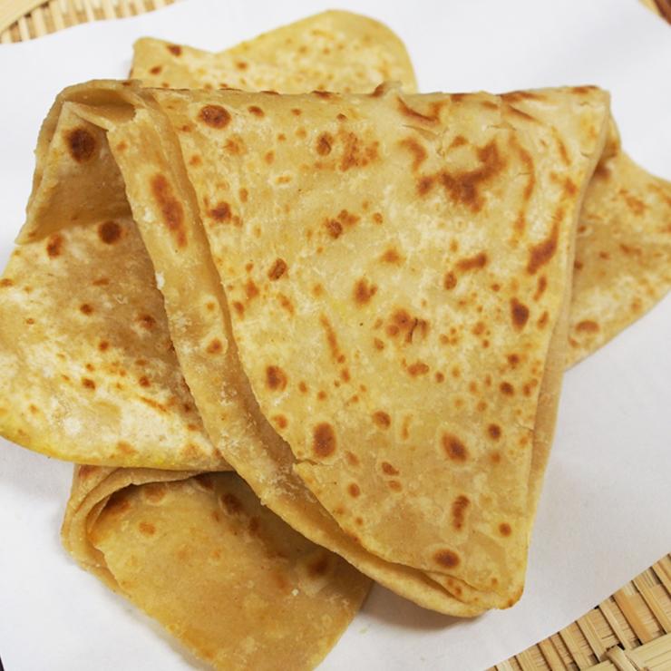 奈良王寺のインド料理 Mayur -マユール- チャパティ