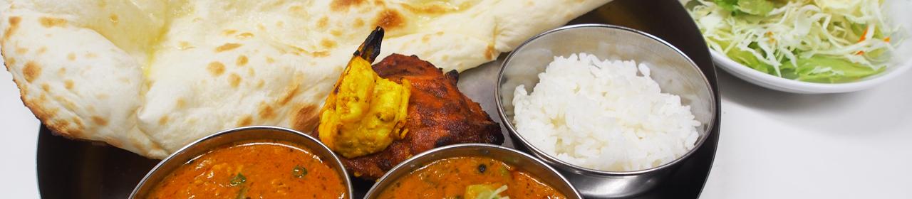 奈良王寺のインド料理 Mayur -マユール- ランチメニュー