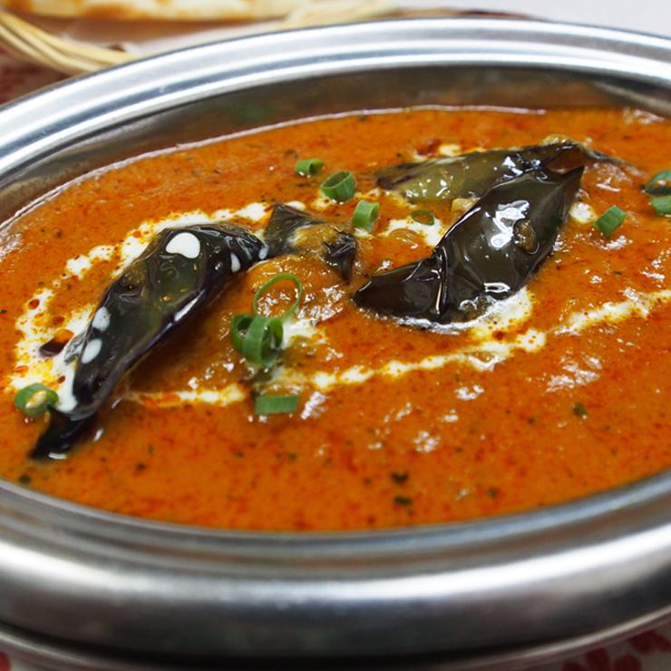 奈良王寺のインド料理 Mayur -マユール- 日替わりカレー
