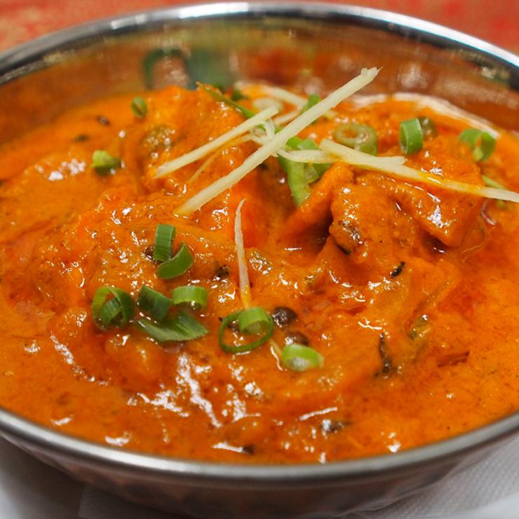 奈良王寺のインド料理 Mayur -マユール- カダイチキン