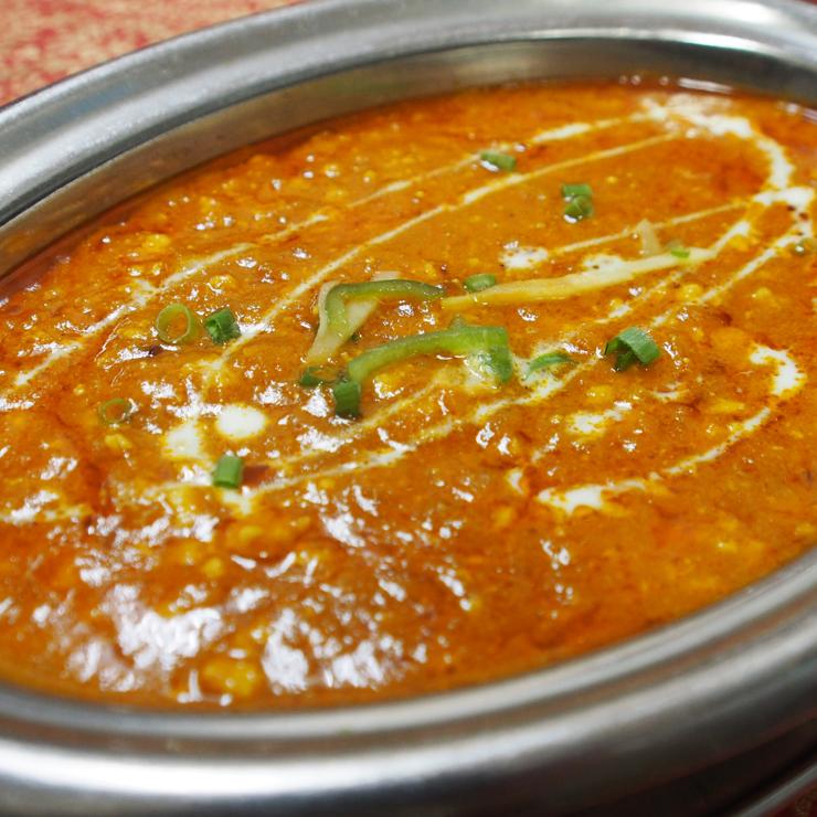 奈良王寺のインド料理 Mayur -マユール- キーマカレー