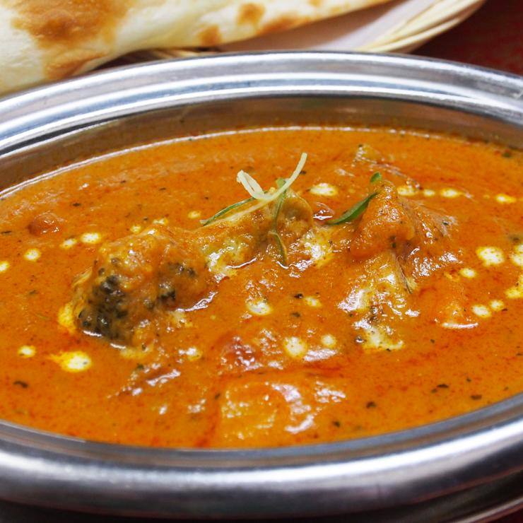 奈良王寺の本格インド料理 Mayur -マユール- 野菜カレー