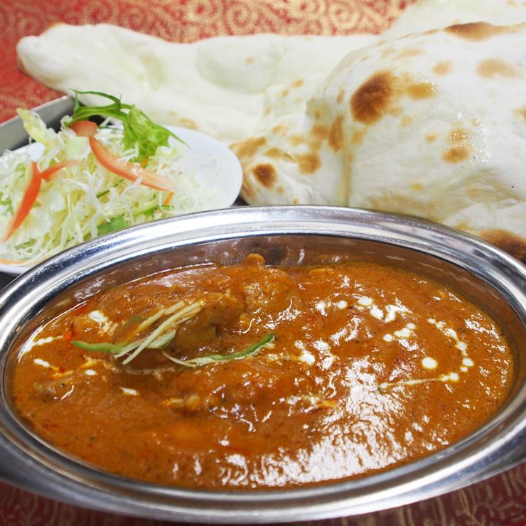 奈良王寺のインド料理 Mayur -マユール- サービスランチ