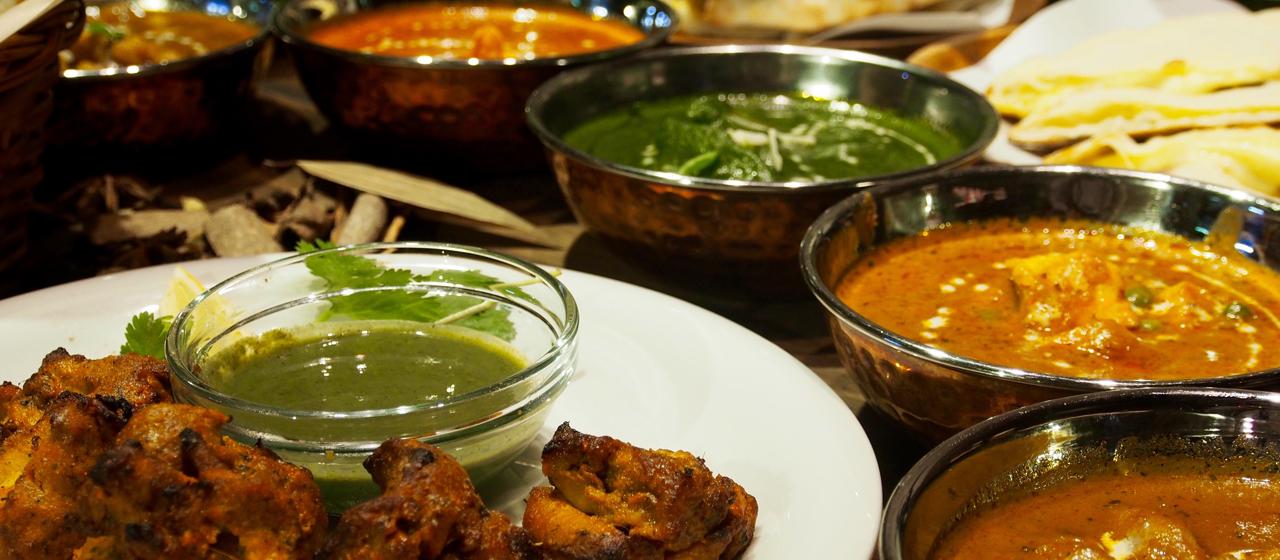 奈良王寺のインド料理 Mayur -マユール-