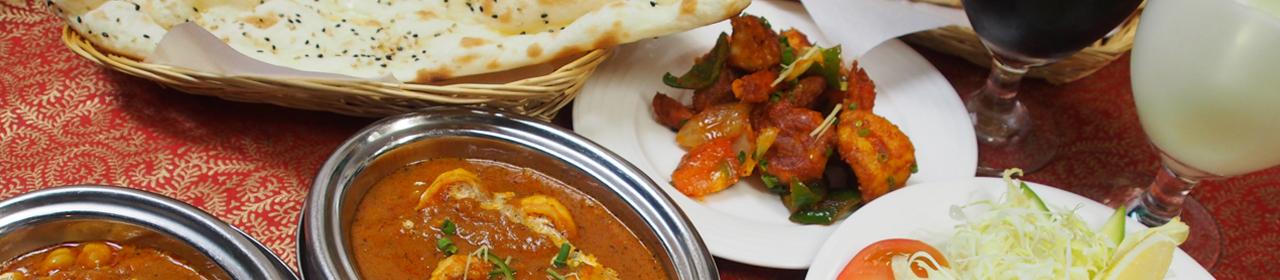 奈良王寺のインド料理 Mayur -マユール- ディナーセット