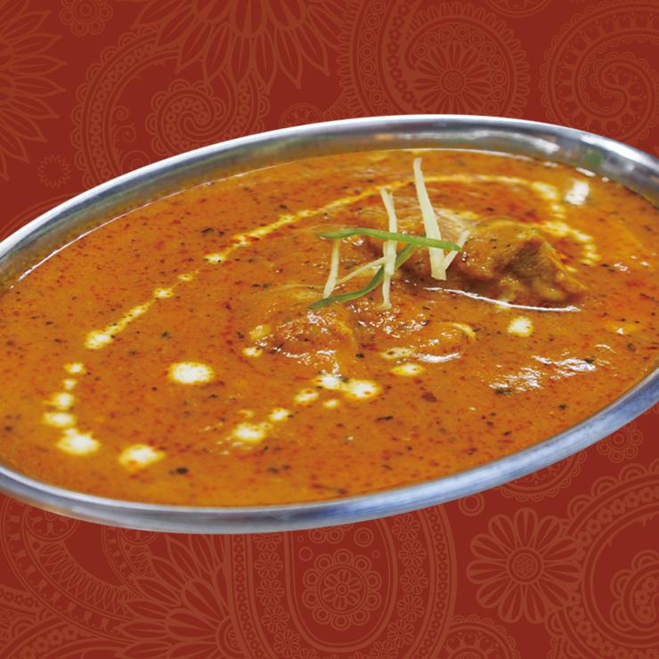 奈良王寺の本格インド料理 Mayur -マユール- チキンカレー