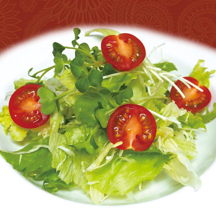 奈良王寺の本格インド料理 Mayur -マユール- グリーンサラダ