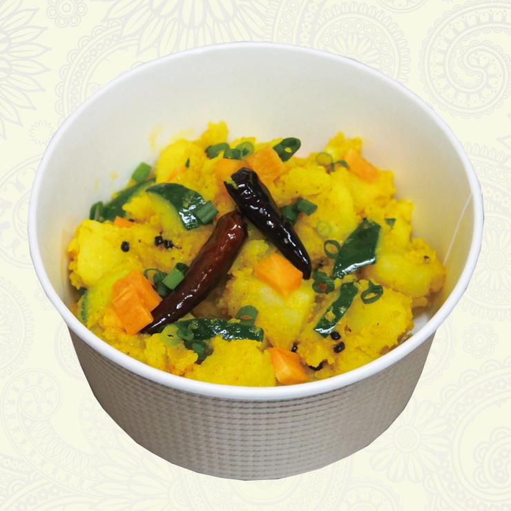 奈良王寺のインド料理 Mayur -マユール- アルーアチャール