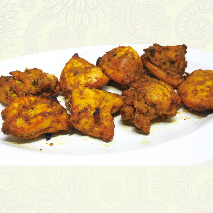 奈良王寺のインド料理 Mayur -マユール- スパイシーチキン