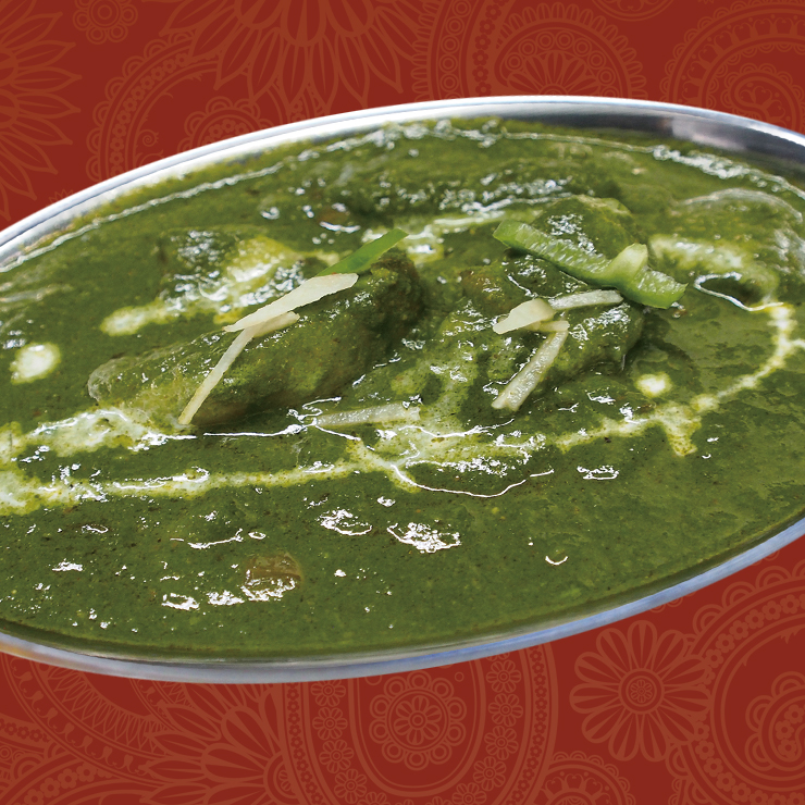 奈良王寺のインド料理 Mayur -マユール- ザーグポテト